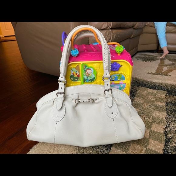 Authentic Dior Satchel Bag